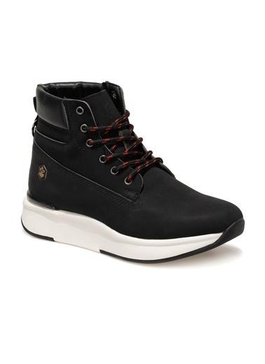 Lumberjack Kadın Siyah Sneakers 100566805  Siyah